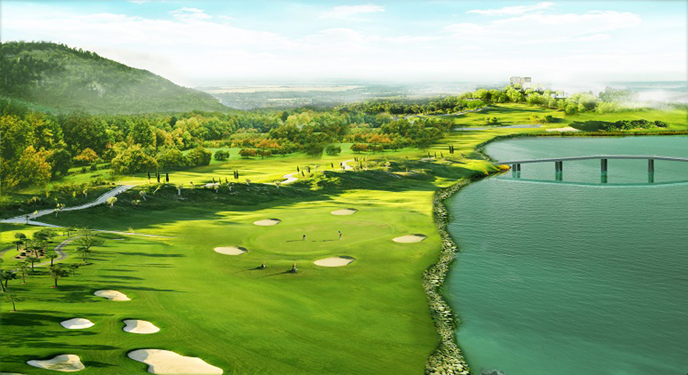 Yen Dung Resort and Golf Club-1
